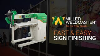 Banner Welding and Finishing : T300 Extreme Edge I Miller Weldmaster