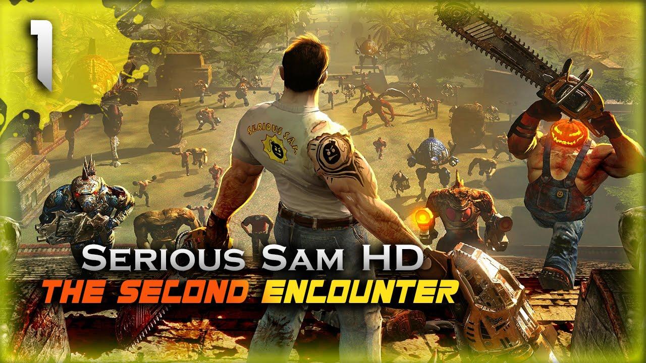 Прохождение serious sam the second encounter