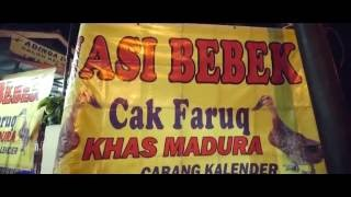 "Mr.Badog Eps.1 ""Mr.Badog Vs Nasi Bebek Cak Faruk"""