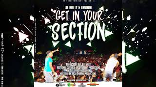 Video Lil Natty & Thunda - Section {Hook 1st Intro} By DJICE download MP3, 3GP, MP4, WEBM, AVI, FLV Agustus 2018