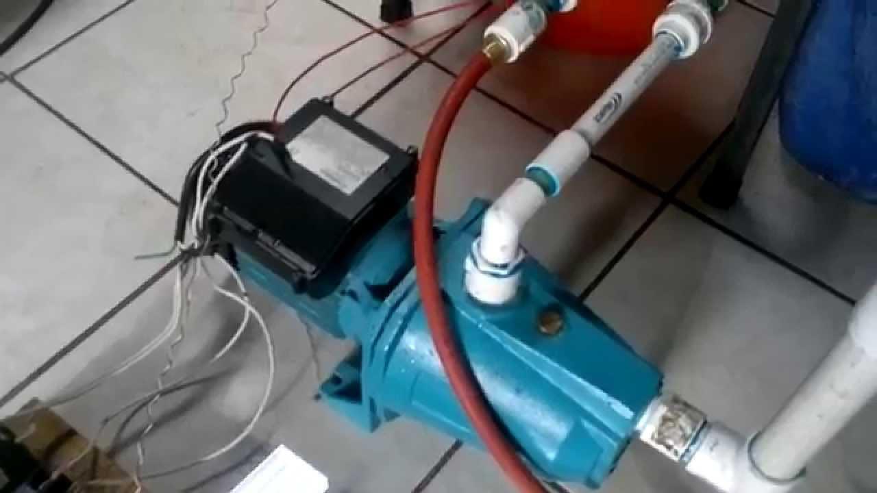 Funcionamiento bomba control de agua youtube - Bombas de agua ...