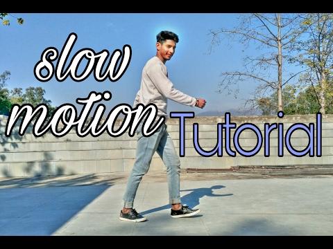 Slowmotion-dance-tutorial-by-Nitin-Sharma