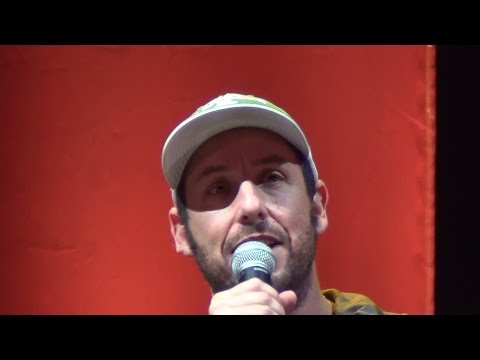 Adam Sandler  Ode to My Car  Festival Supreme 2013