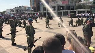 Новороссийск день ВДВ 2018