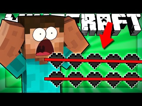 If Nobody Had a Health Bar - Minecraft