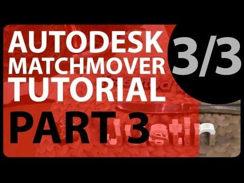 New Tutorial: Matchmove Part 3 - Lightsetup / HDR Textur / Render