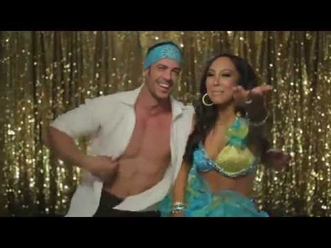 Collection DWTS14 - Dancers Confessionals-Cheryl Burke and William Levy