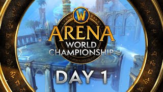 AWC SL Circuit Seąson 2   Week 4 Day 1 Full VOD