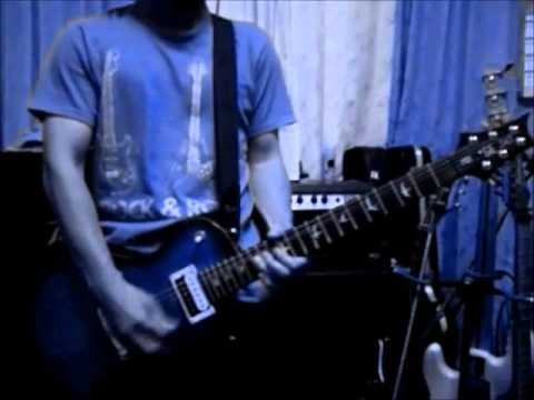 Ady Qays Guitar Jam - Guns N' Roses - Don't Cry (Solo)