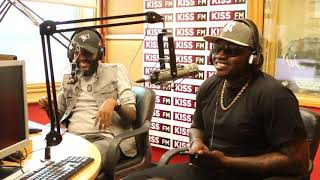 CELEBRITY QUICKFIRE: Khaligraph Jones confirms beef with Octopizzo is dying slowly