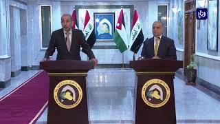 الصفدي من بغداد:  المنطقةَ ستخسر الكثير إذا تحول العراق إلى ساحة حرب - (18/1/2020)