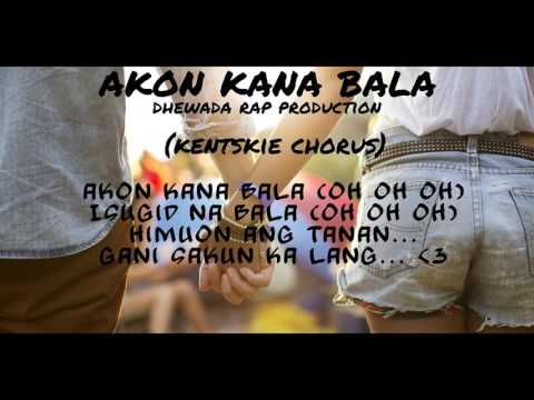 Akon Kana Bala - Dhewada Rap Production (AUDIO)