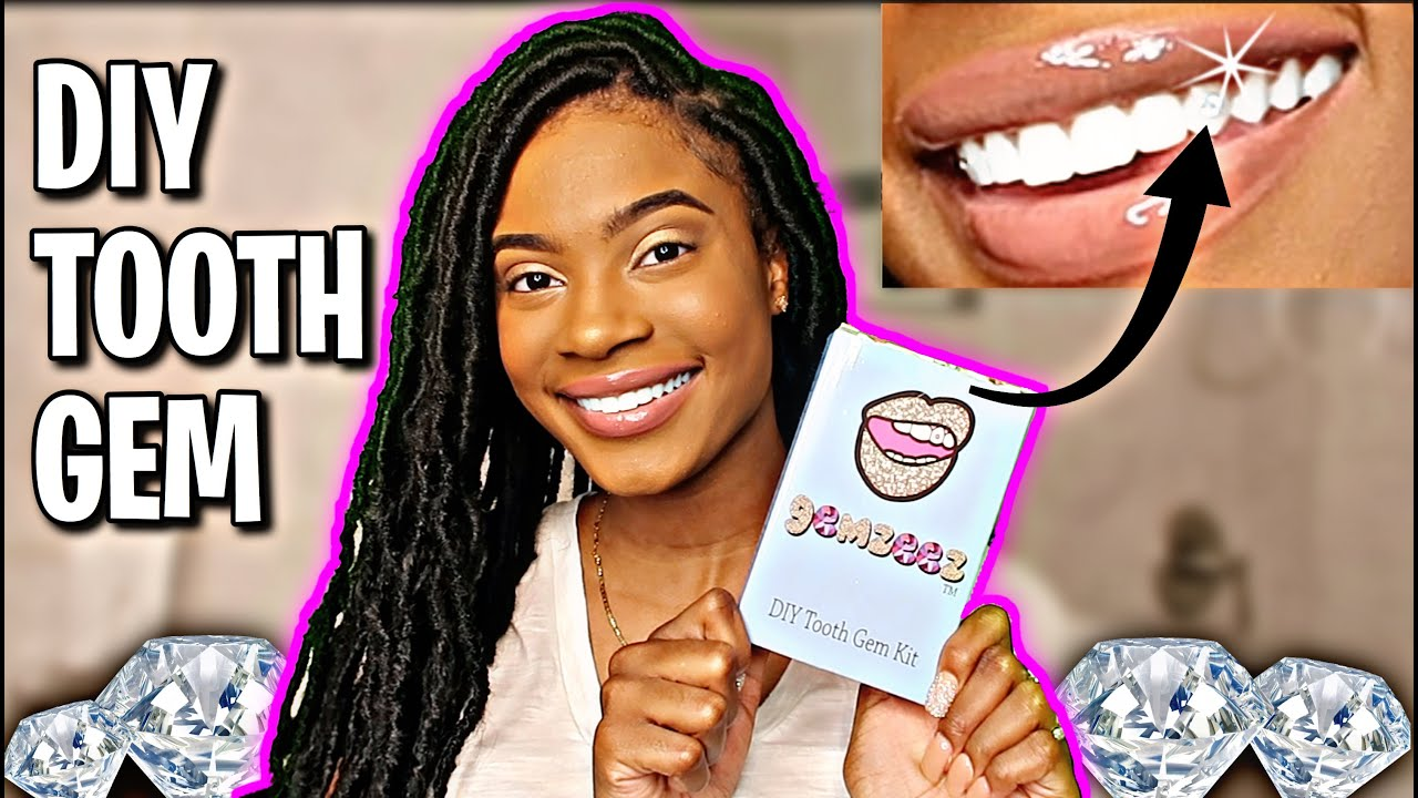 DIY Tooth Gem Starter Kit