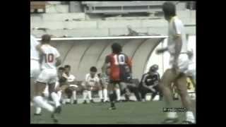 Genoa-LECCE 1-0 - 27/08/1989 - Campionato Serie A 1989/'90 - 1.a giornata di andata