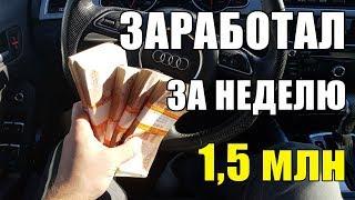 Быстрый старт или как заработать 1,5 миллиона рублей за год