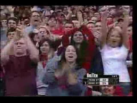 Ohio State vs. Penn State Basketball 2007