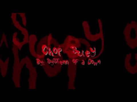 chop suey instrumental s