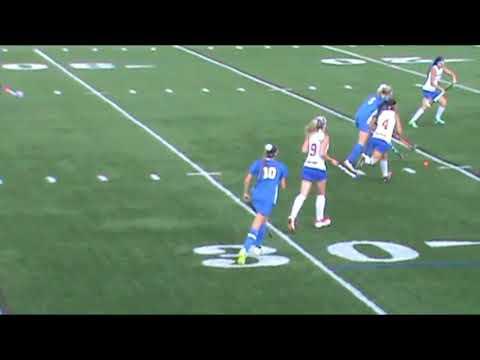 Mercedes Currie 9/18/17 Camden vs NH
