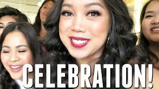 IT'S A CELEBRATION!!! - May 08, 2017 -  ItsJudysLife Vlogs