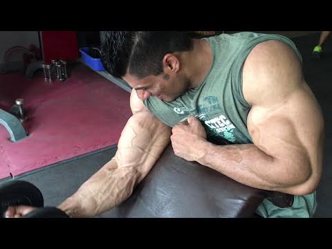 Wasim Khan-Indian Tiger *World Champion* (Contest Prep)