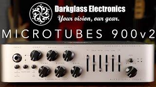 Darkglass Microtubes 900 V2 Demo