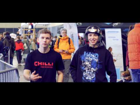 Passion Sports Convention 2017 X Freestyle Stunt Scooter @ Bremen Messe | by Haris Khawaja