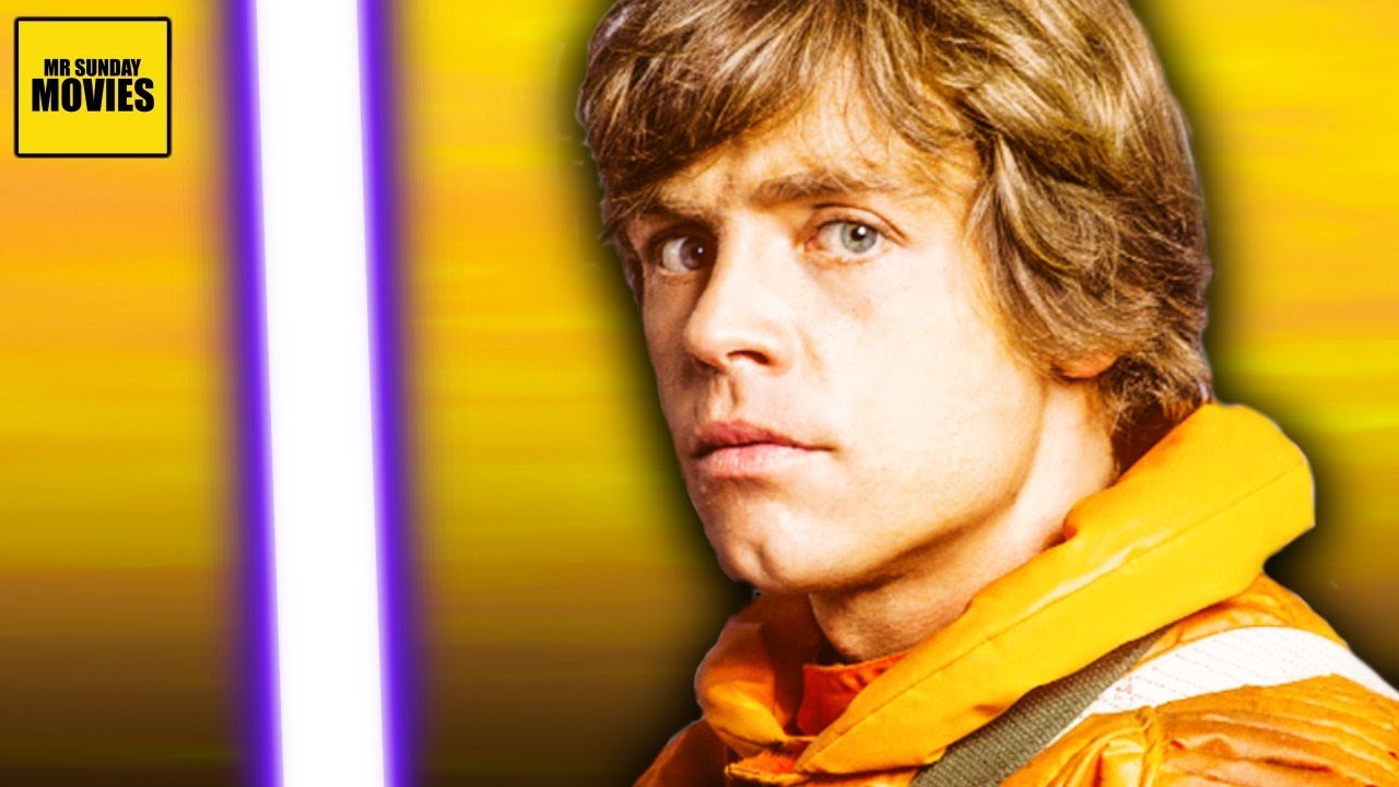 Every Lightsaber Luke Skywalker Wielded