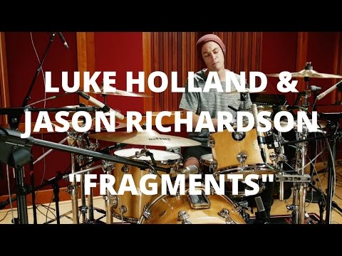"Meinl Cymbals Luke Holland Jason Richardson ""Fragments"""