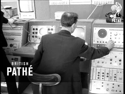 Goonhilly Earth Station (1969)