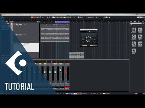 Stereo Enhancer | Effects and Plug-ins Included in Cubase