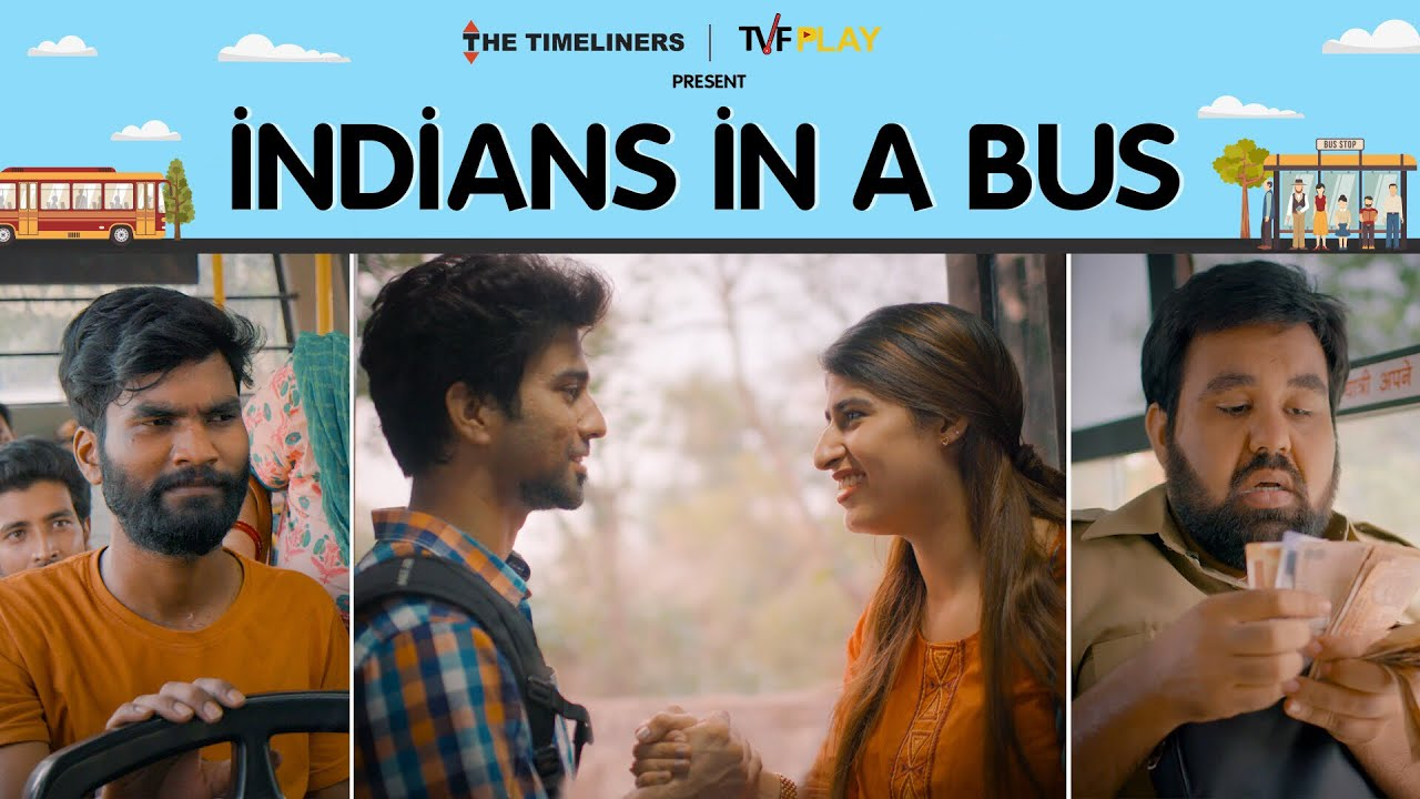Indians In A Bus   भईया दादरी जाएगी?   The Timeliners