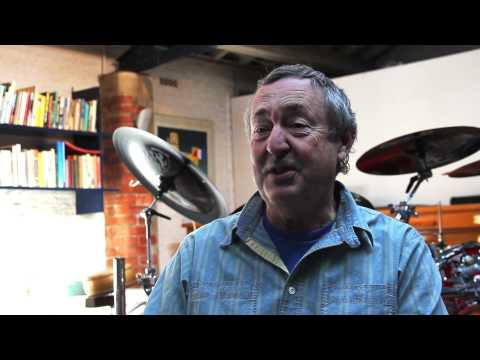 University of Westminster Alumni - Nick Mason, Pink Floyd Drummer Part I