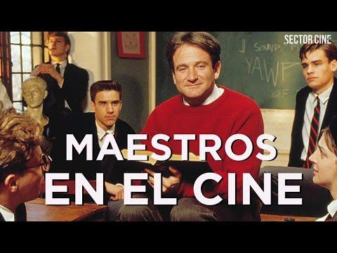 Feliz Día del Maestro... en el cine