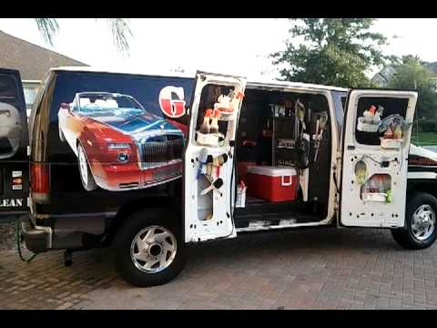 Mobile Car Wash Uk