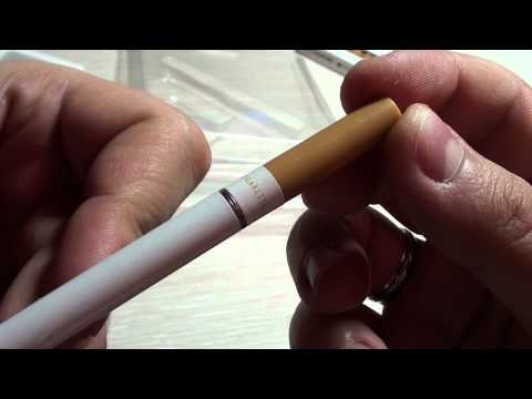 Quit Smoking USB Rechargeable Electronic Cigarette with 10-Refill