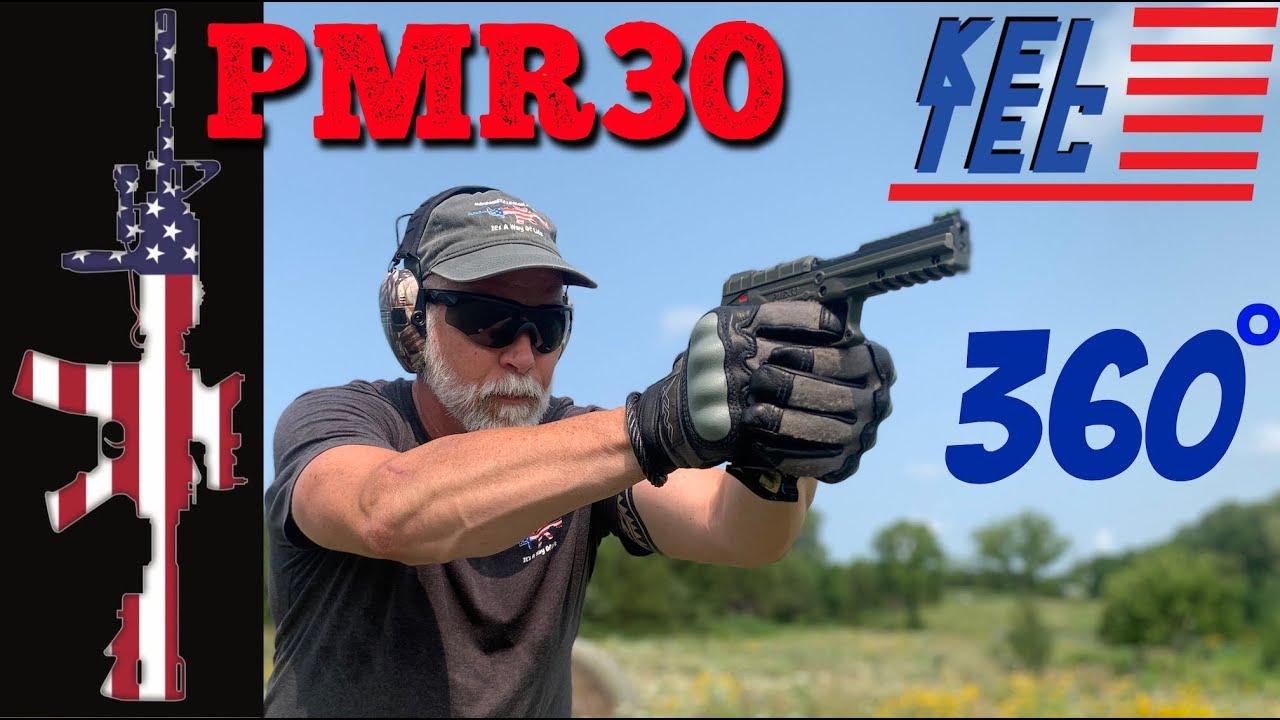 Kel Tec PMR30 - 360 REVIEW