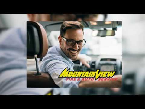 Mountain View Tire and Auto Service - KPLM Sponsorship