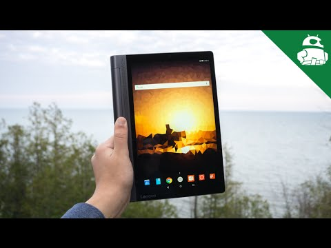 Get Lenovo Yoga Tab 3 Pro Review! Snapshots