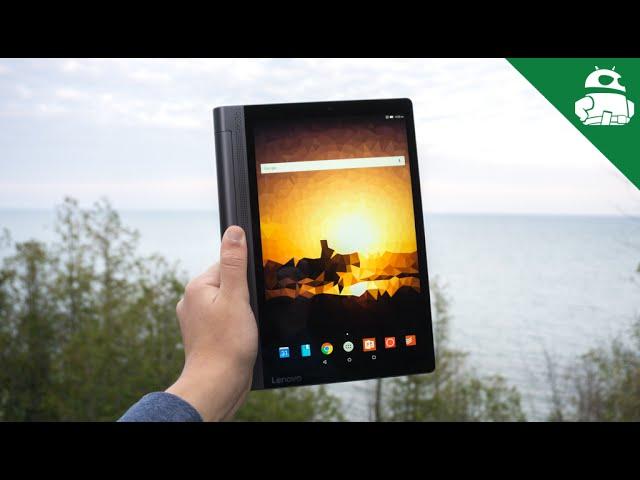 Lenovo Yoga Tab 3 Pro - REVIEW