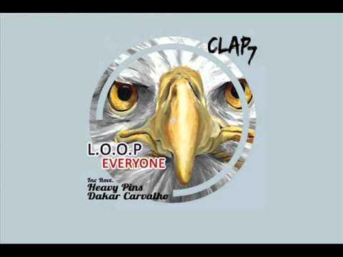 L.O.O.P - Everyone (Heavy Pins Remix)