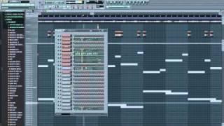 "Daddy-Yankee ""Ella me levanto"" - FL Studio -   DJ Fresh!"