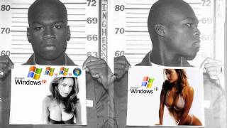 50 Cent vs. Windows XP - Windows In Da Club