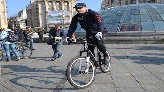 видео купить городской велосипед киев