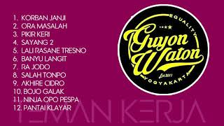 Full Album Guyon Waton 2018 HIGH