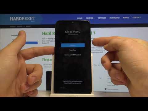 Redmi 7 Как взломать. Как снять пароль. Забыл пароль Redmi 7.