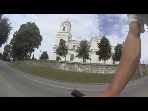 Bicycle Tour | Lithuania - Latvia - Estonia | 1300km [Part 1]