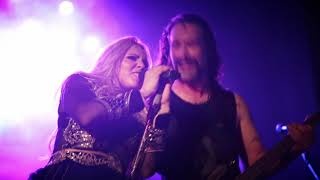 KOBRA AND THE LOTUS - Madrid 2018