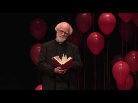A Curious Novel: Postmodernism and Holy Madness | Dr. Rowan Williams | TEDxOxBridge