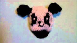 J'anda The Panda Print Image