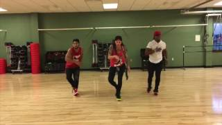 Zumba® with LO - Shape Of You/Dancehall ft. Nate and Travis